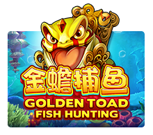 Jack88 Slot - Fish Hunting: Golden Toad